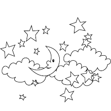 inspiring stars coloring pages cool coloring 8660 unknown