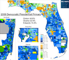 Map Florida West Coast by Florida Primary Preview U2013 Mci Maps