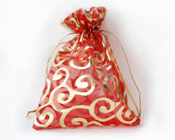 small decorative bag royalty free stock photography image