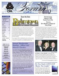 january 2015 cpa forum by houston cpa forum issuu