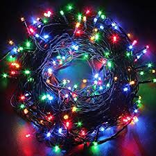 Oregon Garden Christmas Lights Amazon Com Holiday Time 100 Multi Color Mini Lights Green Wire