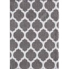Black And White Checkered Rug Non Slip Backing Area Rugs Rugs The Home Depot