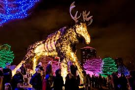 holiday magic festival of lights 2017 trees lights holiday magic christmas events and displays infonews