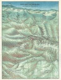 Topographical Map Of Colorado by File 1904 Clason Map Or View Of The Gilpin Colorado Gold And