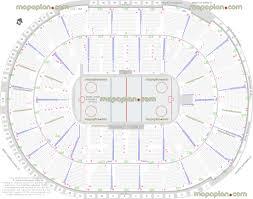 Nhl Map Sap Center Hockey Plan For San Jose Sharks Nhl U0026 Barracuda Games