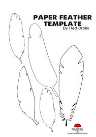 how to make turkey feathers best 25 paper feathers ideas on feather template