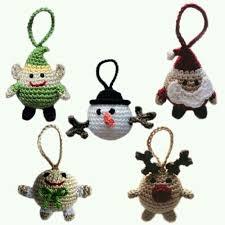116 best navidad diversos tejidos images on crochet