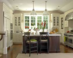 country kitchen cabinets ideas modern country kitchen lighting with white table bar and white