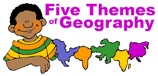 5 themes of geography lesson mrdonn org 5 themes of geography geography lesson plans games