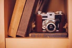 vintage on the shelf vintage books shelf brown domain images