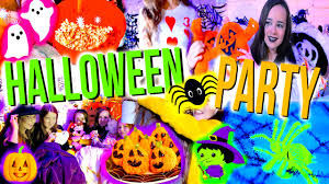diy halloween party costumes snacks u0026 things to do youtube