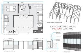 House Plans With A Courtyard Mit U0027s 1000 House Challenge Promotes Ground Breaking Designs
