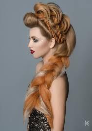 history of avant garde hairstyles 1096 best crazy hair bijzonder haar avant garde images on