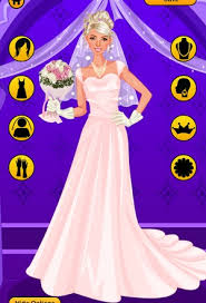 frozen elsa and rapunzel disney princess wedding dress up games