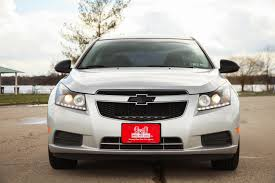 2011 chevrolet cruze ls 6 speed manual carfax certified