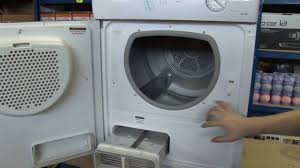 hotpoint tumble dryer spares youtube