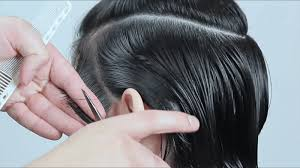 step cutting hair dry cutting vs wet cutting what s best miladypro