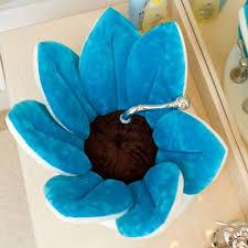 siege de bain pour bebe fleur de bain transat baignoire pour bebe bleue pas cher