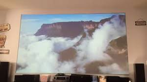 home theater paint grey projection projector screen epson 3600e 3500 day view az