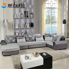 canapé de marque u en forme de canapé mobilier moderne salon canapé marque luxe sofa