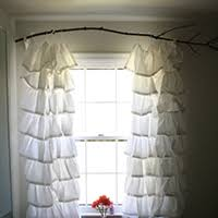 Lace For Curtains How To Make Your Own Curtains 27 Brilliant Diy Ideas And Tutorials