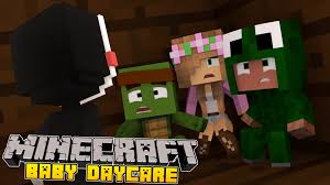Little Lights Daycare Minecraft Baby Day Care Little Kelly Capturing Baby Freddy