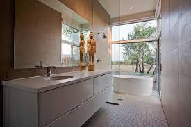 Frameless Bathroom Mirror Large Frameless Bathroom Mirror The Homy Design Easy