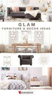 Glam Home Furniture Dazzling Glam Decorating Ideas For Your Home Overstock Com