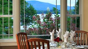 new london nh restaurant fine dining with lake views