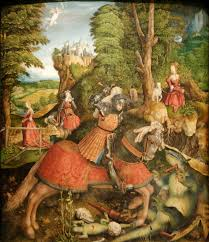 file st george fighting the dragon leonhard beck jpg wikimedia
