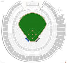 Angel Stadium Seating Map Toronto Blue Jays Seating Guide Rogers Centre Rateyourseats Com