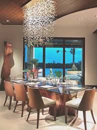 Modern Chandelier Dining Room by View Contemporary Chandelier For Dining Room Design Ideas Top To