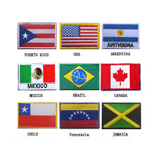 Black American Flag Patch Meaning Buy Argentina Flag Patch And Get Free Shipping On Aliexpress Com