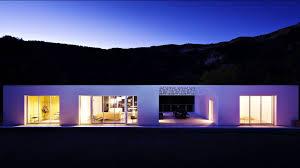 Minimalist Modern Sublime Minimalist Modern Contemporary Luxury Residence In Lodève
