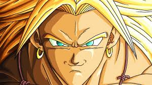 free dragon ball broly images movies monodomo