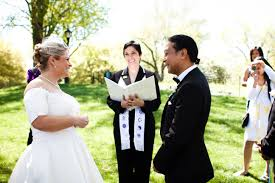 wedding officiator brilliantly wed by engle