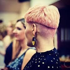 bi layer haircuts over the ears milf haircut headshave and bald fetish blog pelo pinterest