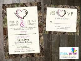 camo wedding invitations 15 best wedding invitations images on camo wedding