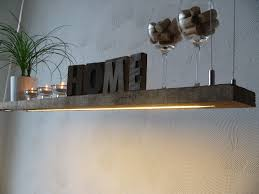 Esszimmerlampen Rustikal Led Hängeleuchte Holz Antik Hängelampe Leuchte Unikat Inkl Leds