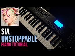 ukulele keyboard tutorial unstoppable ukulele chords sia khmer chords