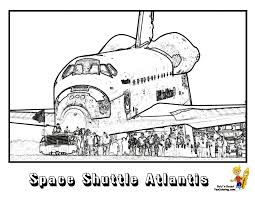 top 78 space shuttle coloring pages free coloring page
