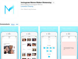 Best App To Make Memes - here s how to make those instagram and tumblr memes