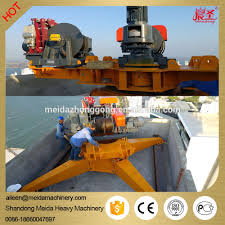 widely used in india 4ton qd2410 24m jib roof top derrick crane
