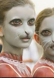 list of special effects makeup schools cool puppet makeup marionette doll craft
