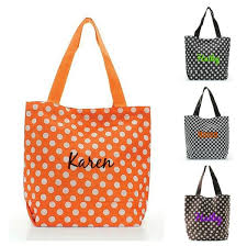 personalized halloween tote category giftshappenhere com gifts