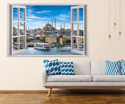 cityscapes decal asian wall murals turkey wall mural decals zoom