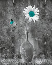 rustic teal grey wall art teal daisy butterfly home decor wall rustic teal grey wall art teal daisy butterfly home decor wall art picture