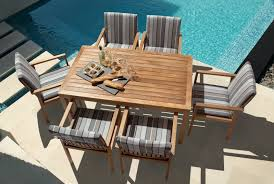 Modern Teak Outdoor Furniture by Furniture Discount Modern Outdoor Furniture Set With Black Rattan