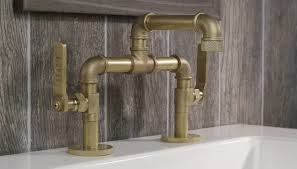 Industrial Bathroom Fixtures Bathroom Sink Faucets Industrial Chicago By Hydrology