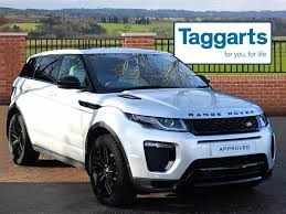 Land Rover Range Rover Evoque Td4 Hse Dynamic Silver 2016 12 30